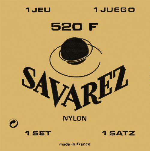 SAVAREZ 520F MUTA ROSA ALTA TENSIONE