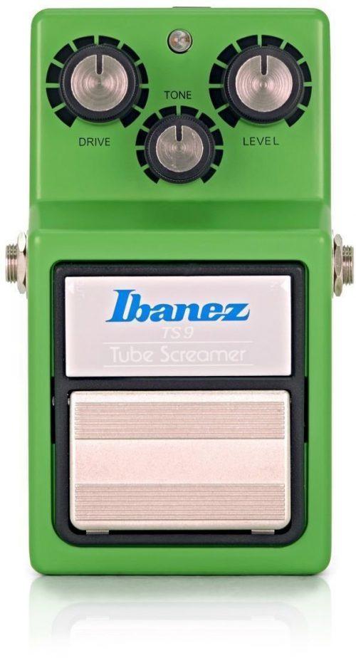 IBANEZ TS9 TUBE SCREAMER OVERDIVE