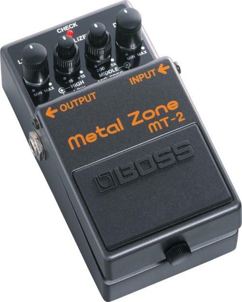 BOSS MT2 METAL ZONE DISTORTION