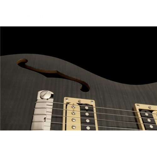 PRS CUSTOM 22 SEMI HOLLOW GRAY BLACK 85/15