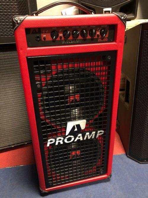 PROAMP COMBO ZC208 USATO