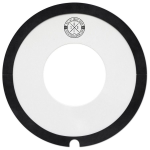 """Big Fat Snare Drum Sovrapelle per rullante/tom da 14 - Modello: Steve's Donut"""""""