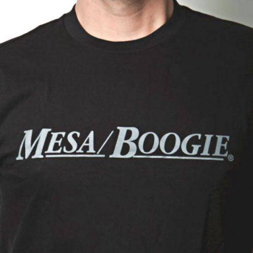 MESA BOOGIE T-SHIRT BK M