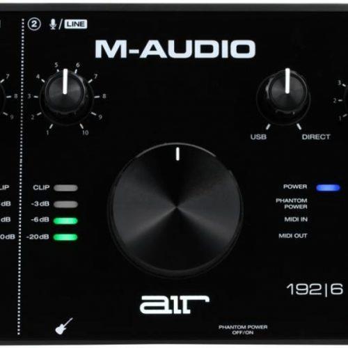 M-AUDIO AIR 192-6 SCHEDA AUDIO