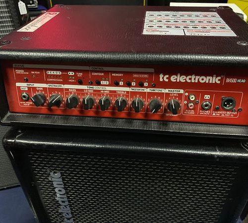 TC ELECTRONIC BH500 TESTATA USATO