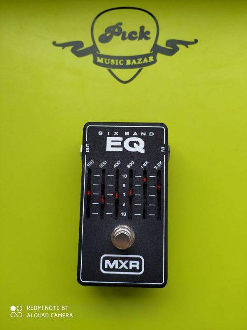 MXR SIX BAND EQ M109 USATO