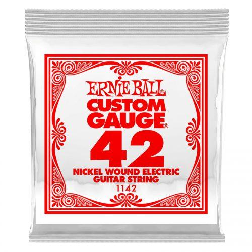 Ernie Ball corda singola 1142 Nickel Wound .042