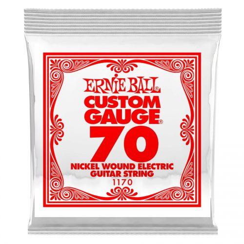 Ernie Ball corda singola 1170 Nickel Wound .070