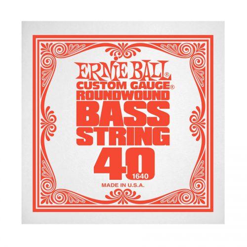 Ernie Ball corda singola 1640 Nickel Wound Bass .040