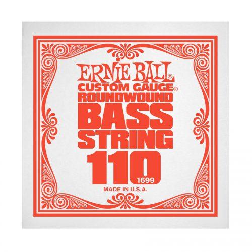 Ernie Ball corda singola 1699 Nickel Wound Bass .110