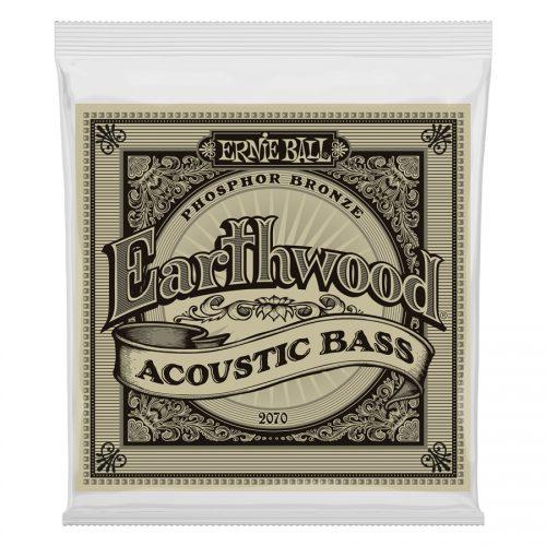 Ernie Ball muta di corde 2070 Earthwood Phosphor Bronze 45-95