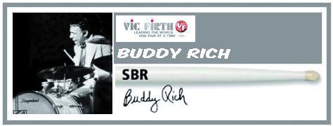 VIC FIRTH BUDDY RICH SSSBR