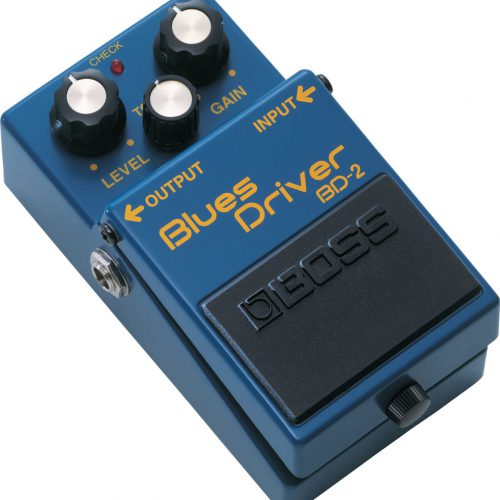 BOSS PEDALE BLUES DRIVER OVERDRIVE BD2