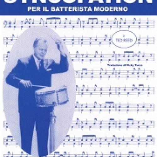 Syncopation - Metodo Progressivo per il Batterista Moderno - Ted Reed