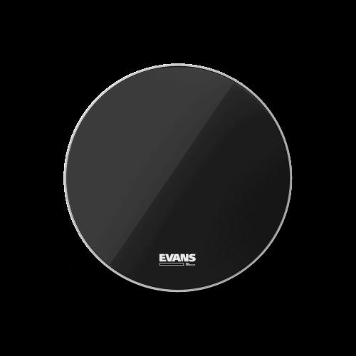 "EVANS PELLE EQ3 RESONANT BLACK 20"""