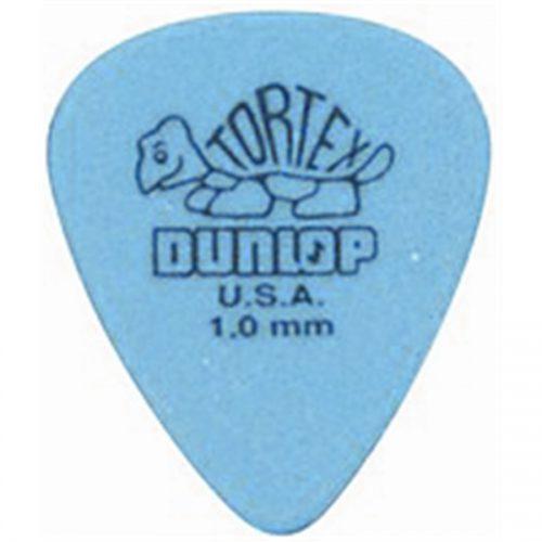 Dunlop 418R Tortex Standard Blue 1.0
