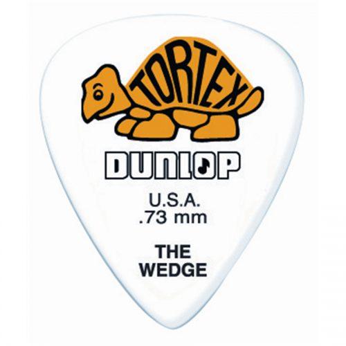 Dunlop 424R Tortex Wedge Yellow .73