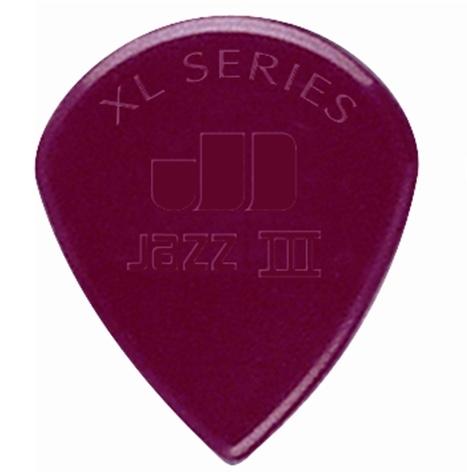 Dunlop 47RXLN Nylon Jazz III XL Red, Bag/24