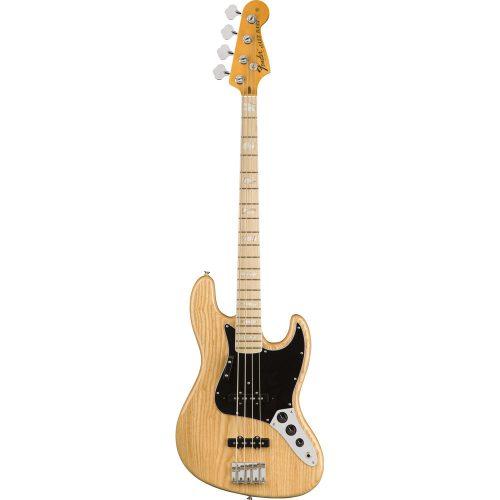 Fender American Original '70s Jazz Bass, Maple Fingerboard, Natural