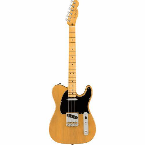 Fender American Professional II Telecaster, Maple, Butterscotch Blonde