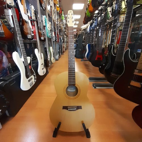 Seagull Excursion chitarra acustica natural folk sg isys + USATO