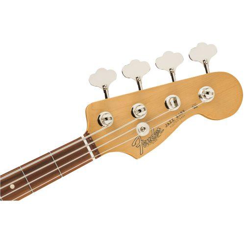 Fender Vintera '60s Jazz Bass, Pau Ferro Fingerboard, Daphne Blue