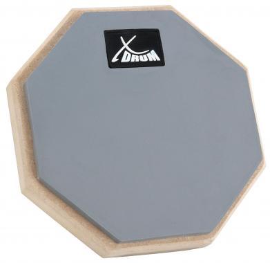 "XDrum TF-6 TrueFeel Practice Pad 6"" custodia inclusa"