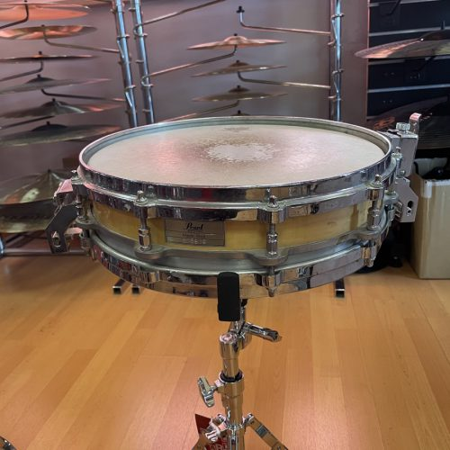 """PEARL FREE FLOATING SNARE MAPLE 14""""X3,5"""" USATO"""