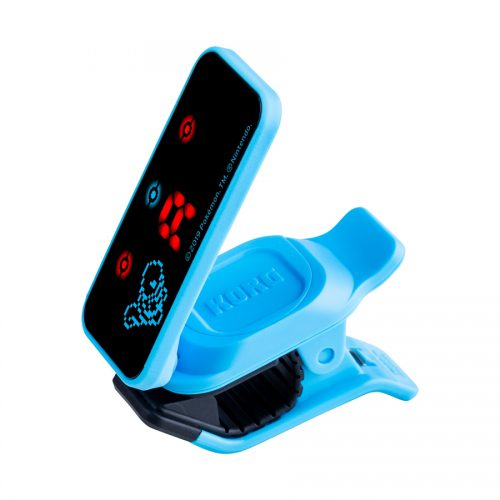 KORG PITCHCLIP2 PC 2 PZG SQUIRTLE BLUE POKEMON