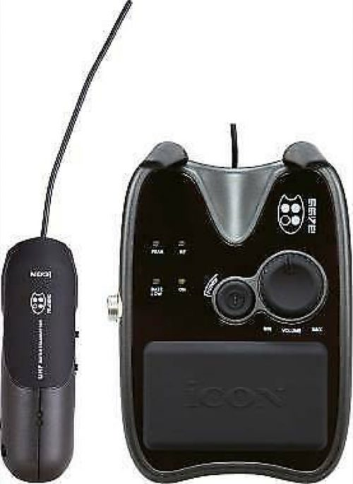 ICON BASS WIRELESS SYSTEM BEETLES BASS