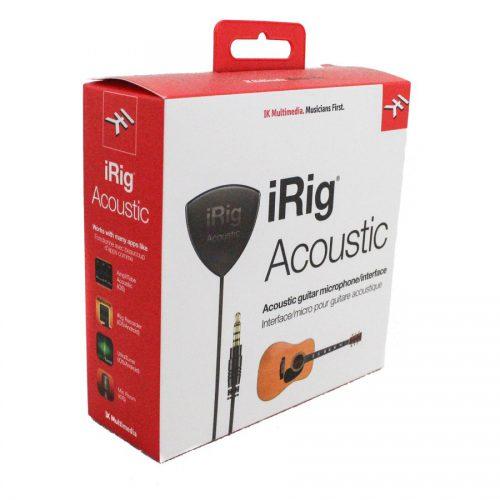 IRIG 2 ACOUSTIC AUDIO CONVERTER