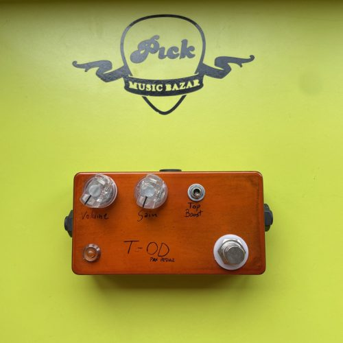 PAX PEDALS T-OD OVERDRIVE USATO