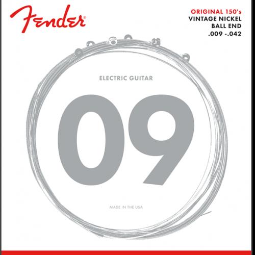 FENDER CORDE PER CHITARRA ELETTRICA 09 42