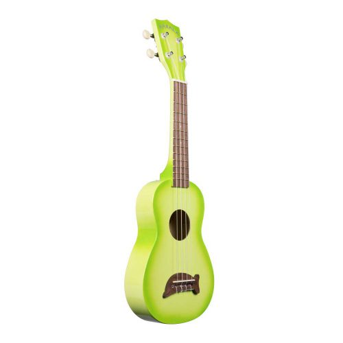 Kala MK-SD/GRNBURST - Ukulele soprano - Green Apple Burst - con borsa