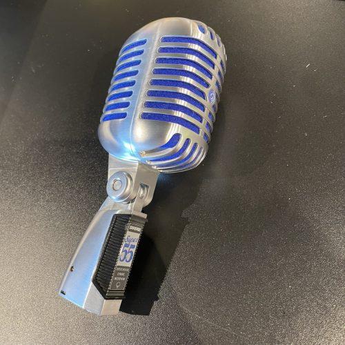SHURE SUPER 55 CLASSIC COLLECTION MICROFONO SUPER CARDIOIDE USATO