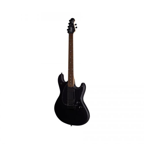 STERLING BY MUSIC MAN - STINGRAY GUITAR STEALTH BLACK