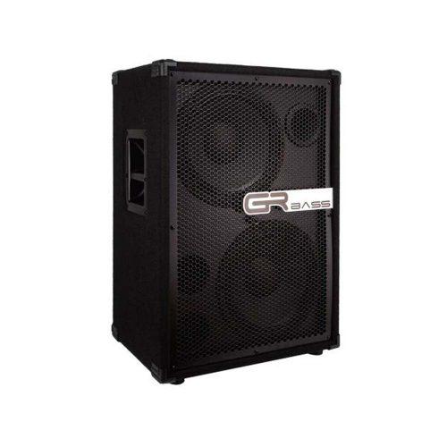GR Bass Cassa 2x12 700w 4 Ohm Black Moquette