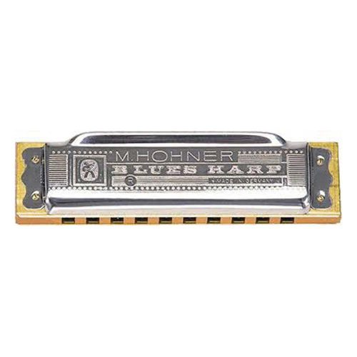 HOHNER BLUES HARP D ARMONICA A BOCCA IN RE