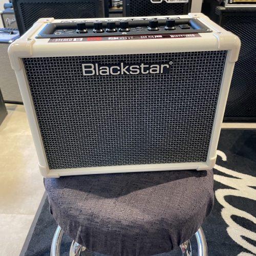 """BLACKSTAR AMPLIFICATORE ID CORE 10V3 10W 2 SPEAKERS 3"""" DOUBLE CREAM"""