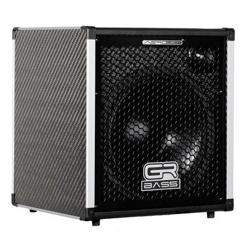 GRBass -Cassa Cube 112 -450w -4 Ohm - Aerotech Carbonio -Black Tolex