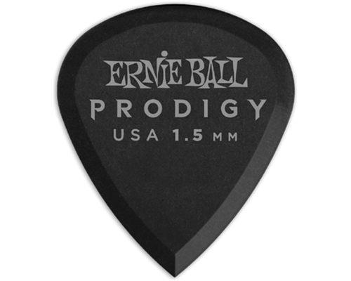 ERNIE BALL 9200 PLETTRO PRODIGY MINI BLACK 1,5 MM