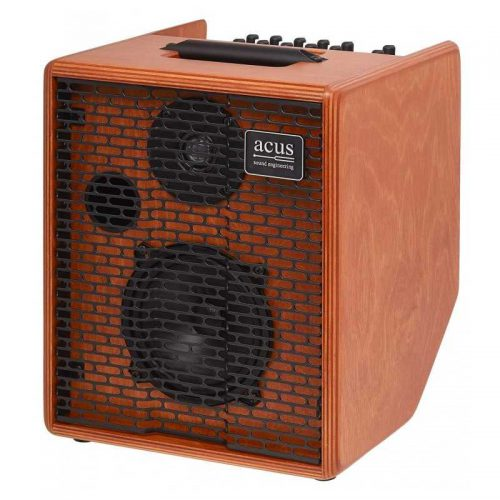 ACUS AMPLIFICATORE ONE FORSTRINGS 5T CUT WOOD