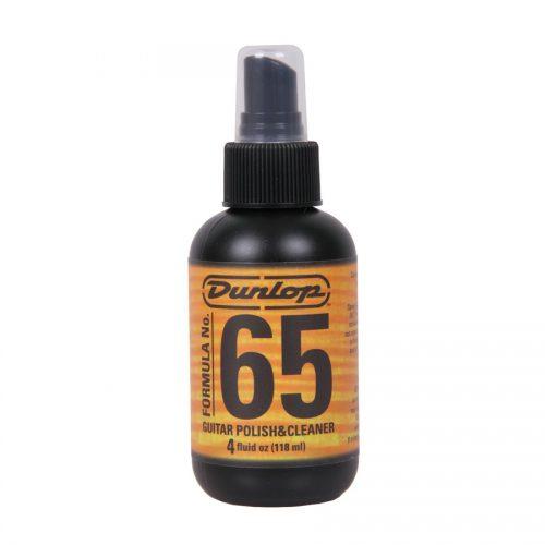 Dunlop 654 Guitar Polish & Cleaner Spray