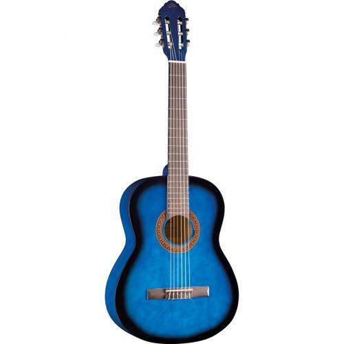 Eko chitarra classica CS10 Blue Burst + borsa