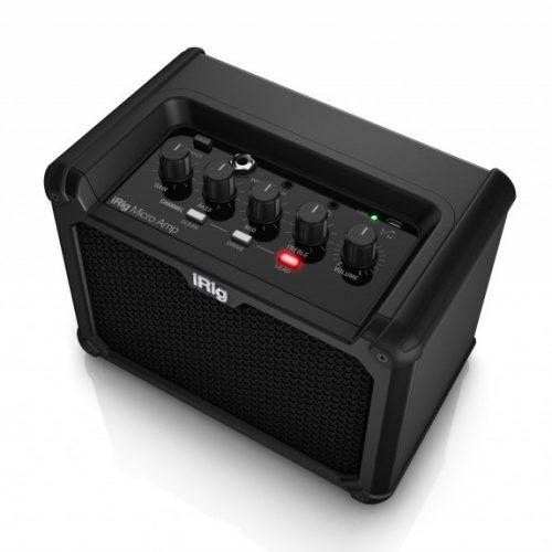 IK Multimedia iRig MICRO AMP 15W