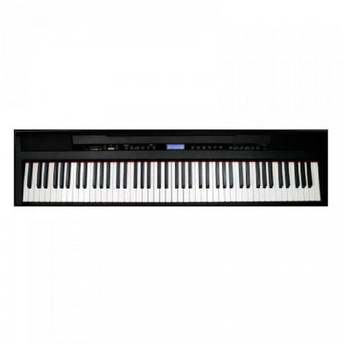 ECHORD SP-10 PIANOFORTE DIGITALE 88 TASTI NERO