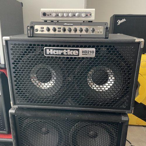 HARTKE HD210 CASSA PER BASSO 2X10 USATO